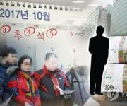 사상 최장 추석 연휴라지만…임금체불 고통받는 근로자 22만 명