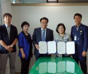 KCGP 대구센터, 경상북도종합자원봉사센터와 상호교류 협약