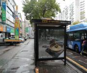 '효과 톡톡' 대전 버스 유개승강장 광고면 분양 대폭 확대