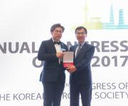 두산연강재단 외과학 학술상에 김영우·오보영 교수