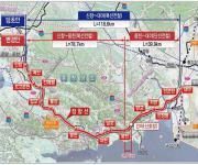 장항선 복선전철화 내년부터 본격 추진…2022년 완공(종합)