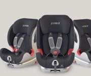 현대차 사내벤처팀, 유아용 카시트 '폴레드' 첫 제품 출시 앞둬
