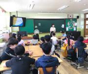 위엠유, 아산 충무초등학교서 '마인드업 리더십 캠프' 진행