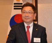 재선 日도쿄 한국상의 장영식 회장
