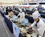 최고 급식메뉴 가린다…삼성웰스토리, 3개국 참가 경진대회 열어