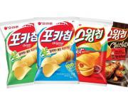 오리온, 햇감자로 '제철과자' 포카칩·스윙칩 생산개시