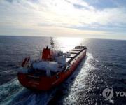 한국선급·STX조선해양 LNG추진 벌크선 표준도면 공동개발