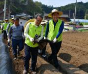 NH농협은행 작년 사회공헌비 1천93억원…은행권 1위
