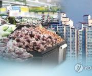 8월 경기도 소비자심리지수 또 하락…경기전망 '부정적'