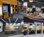 KB국민은행, 현금·서류 필요 없는 디지털 금융점 개설