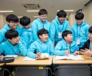 '나눔의 선순환'…중학생에 교육봉사 삼성드림클래스 겨울캠프