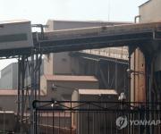 '죽음의 공장' 현대제철 이번엔 중계타워 컨베이어벨트서 사고