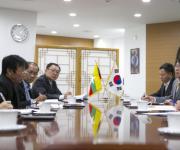 농어촌공사-미얀마 정부, 농업기반 개선 방안 논의