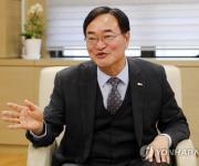 [인터뷰] 남봉현 인천항망공사 사장