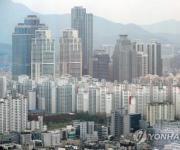 서울 아파트값 26주 연속 하락…강남4구 낙폭은 줄어
