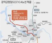 GTX-A 노선 토지보상 착수…한국감정원