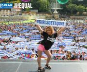 플랜코리아, 박나래 홍보대사와 '꿈의 나래를 펼쳐봐' 행사 개최