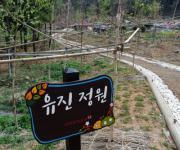 [게시판] 유진투자증권, 대부도 수목원에 정원 조성