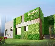 LH, 공공주택에 수직정원·식물정화벤치 시범 도입