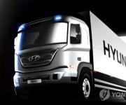 현대차, 준대형트럭 '파비스' 내달 출시…렌더링 이미지 공개