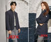 골프웨어 브랜드 JDX, 차승원·유인나 'FW 시즌 화보' 공개