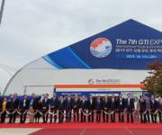 GTI 국제무역·투자박람회 개관…국내외 530개 부스 운영