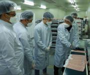 삼성, 마스크업체에 스마트공장 비법 전수…