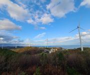[르포] 주민·자연과 상생하는 관광단지로…미래 향하는 풍력발전