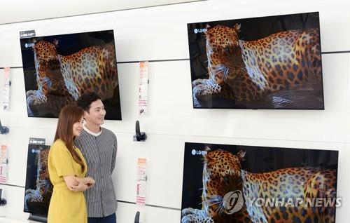 LG전자, '올레드 대중화' 위해 TV제품 가격 인하