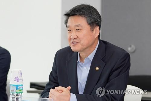 김학도 중기부 차관