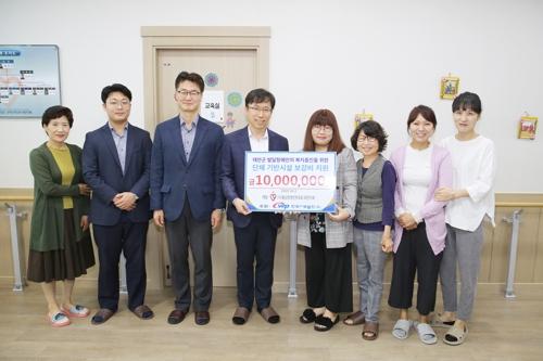 '복지 사각지대' 발달장애인 지원