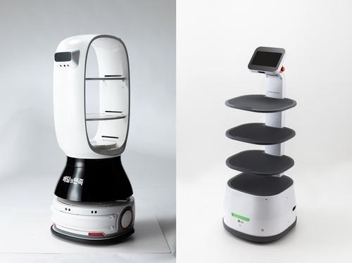 딜리플레이트K01(좌측)·딜리플레이트L01(우측)