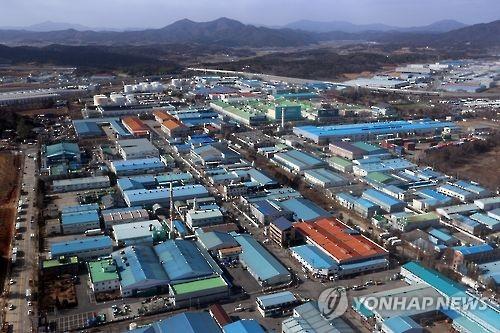 광주 하남산단 전경[연합뉴스 자료사진]