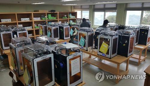시제품 제작소 [연합뉴스 자료사진]