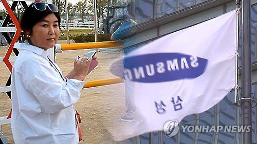 최순실과 삼성(CG) [연합뉴스TV 제공]