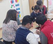 LG전자, 장애인특수학교서 과학교실·바리스타체험