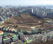 용산 유엔사 부지 일레븐건설이 샀다…1조552억원에 낙찰(종합)