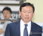롯데 신동빈, 일본서 투자설명회…