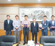 한국은행 ' 화폐위조범 검거' 대전충남 경찰서 3곳 포상