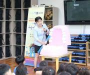 유디치과,  인천·경기·충북 아동 대상 구강교육