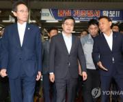 군산 방문한 김동연