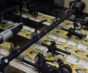돈 만드는 공장 가보니…철통보안 속 정교한 생산공정