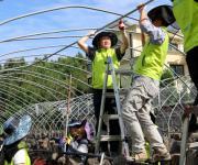 [게시판] NH투자증권, 태풍 피해 농가 복구 지원 활동