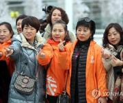 '반짝 증가' 중국 인센티브 관광, '신종코로나'에 줄줄이 취소(종합)