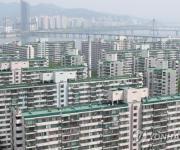 서울 아파트값 하락 2주 연속 둔화…일부 호가 뛰자 매수 주춤
