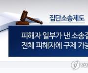 집단소송제도 (CG)